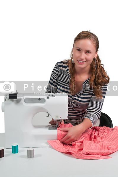 Woman Seamstress