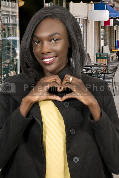 Woman Heart Hands