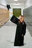 Little Girl Graduate
