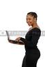 Black Woman Using Laptop