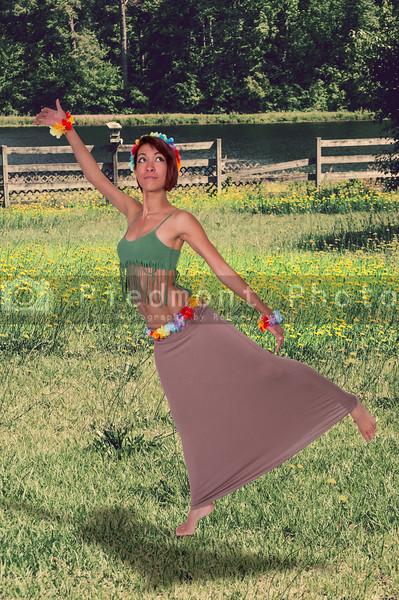 American Indian Woman