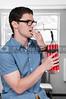 Man smoker