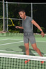 Black Woman Playing Tennis