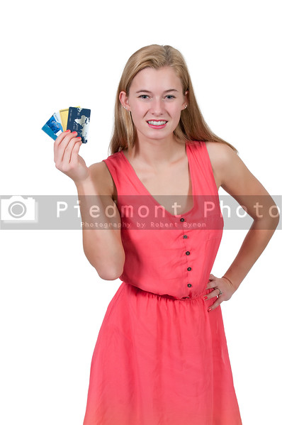 Woman Credit Cards