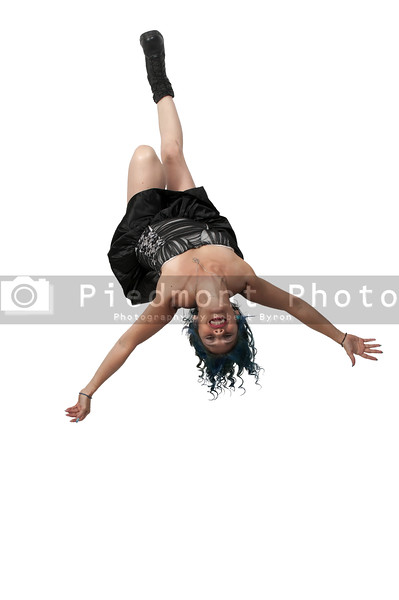 Balanced Woman