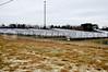 Modern Solar Farm