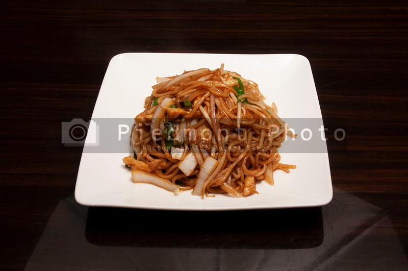 Lo Mien Noodles