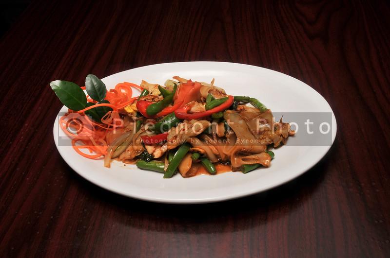 delicious Pad Thai Tofu