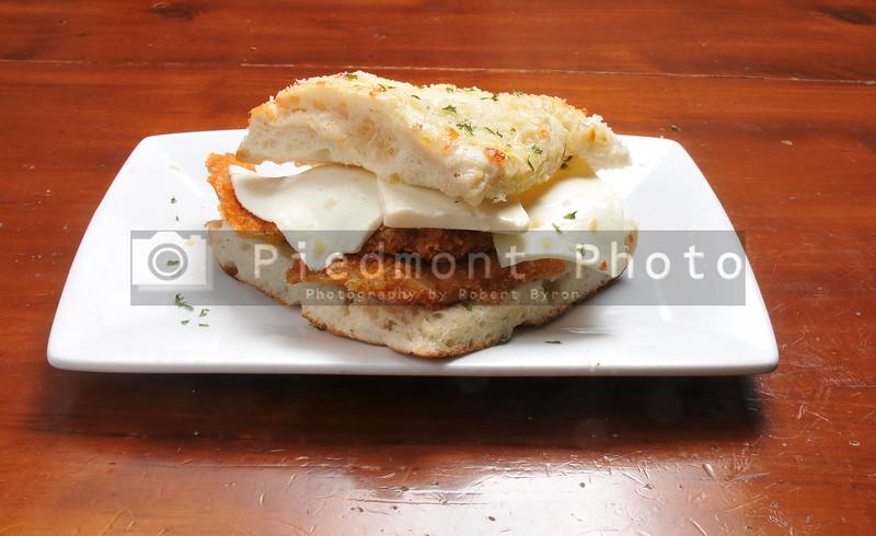 Southern Fried Chicken Sandwich