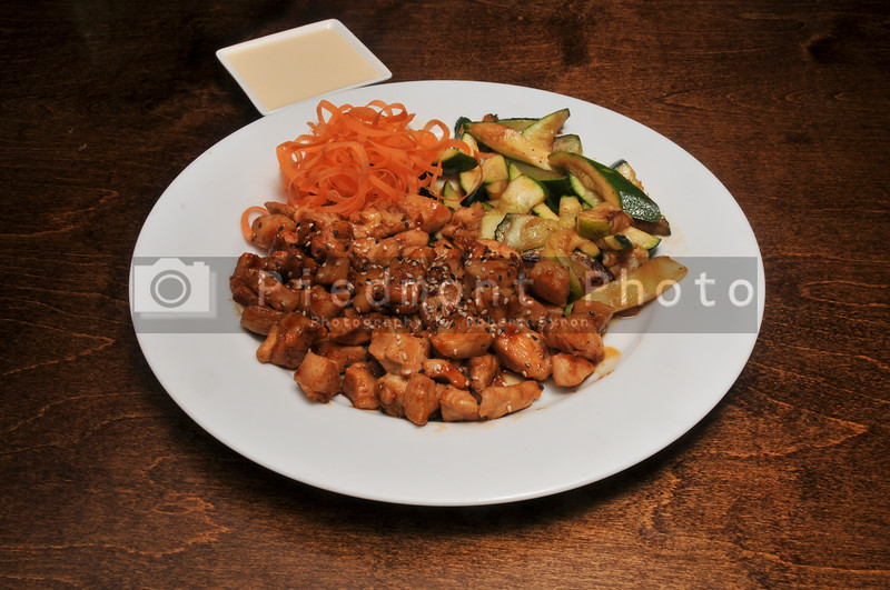 Japanese Hibachi Chicken