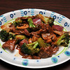 Chinese Mongolion Beef