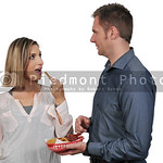 Stealing french fries