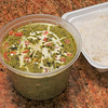 Delicious Spinach Saag Paneer