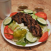 Delicious Fresh Lamb Salad