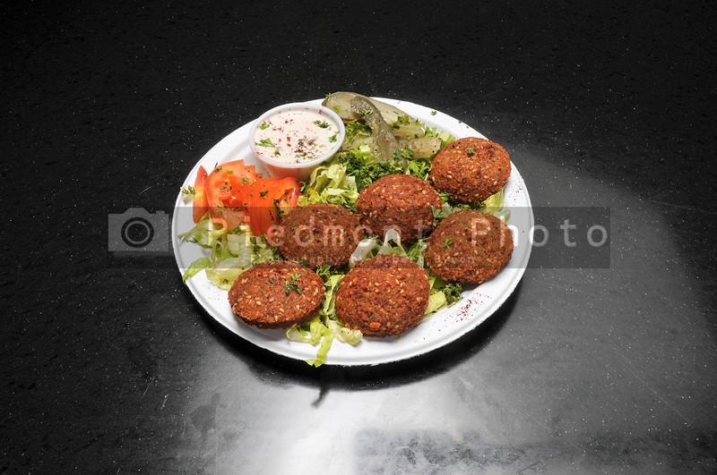 Delicious Greek Falafel