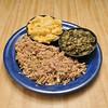 Delicious American Barbeque Pork