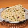 Delicioius Indian Garlic Naan