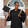 Black Woman Graduate