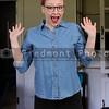 Very Surprised Woman