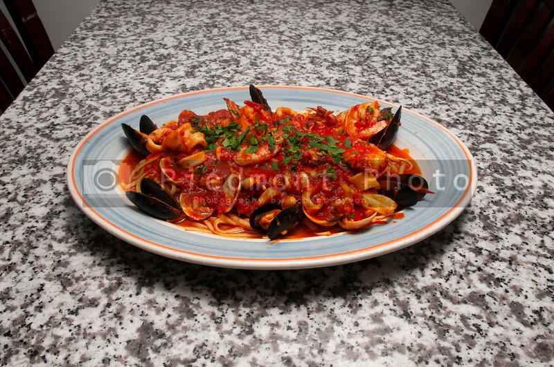 Italian Zuppa Di Pesce