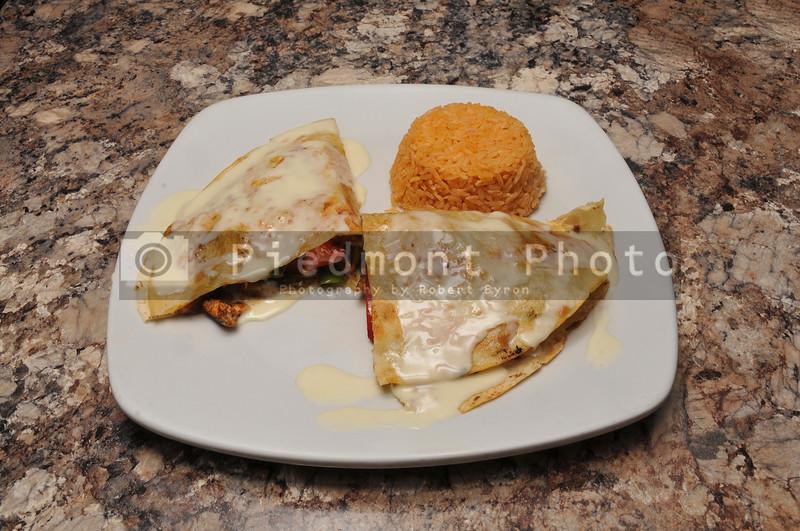 Traditional Mexican Quesadilla