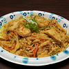 Shrimp and Chicken Fried Rice Noodles
