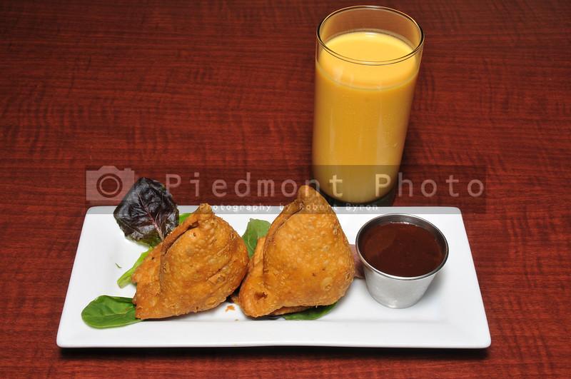 Indian Vegetable Samosa