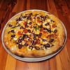 Delicious Italian Vegetarian Pizza