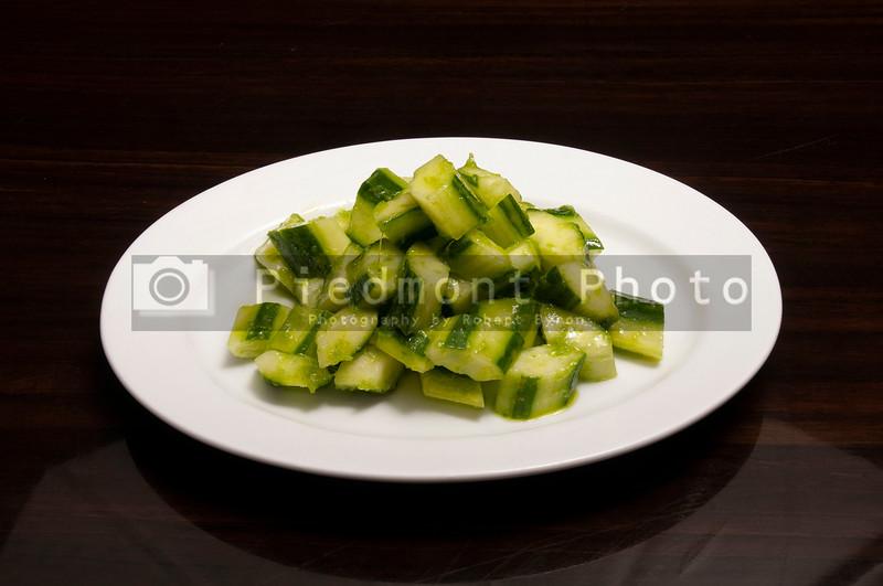 Delicious Cucumber salad