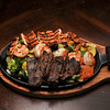Mexican Steak Chicken Shrimp Fajitas