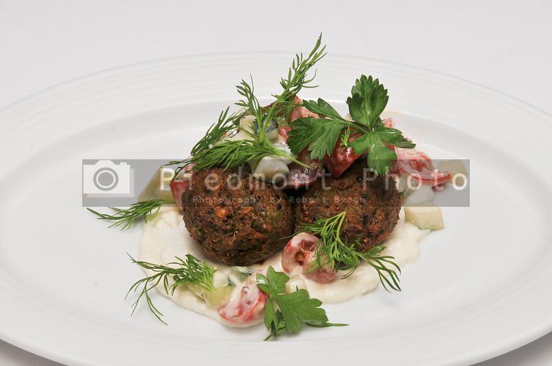 Delicious Chickpea Falafel