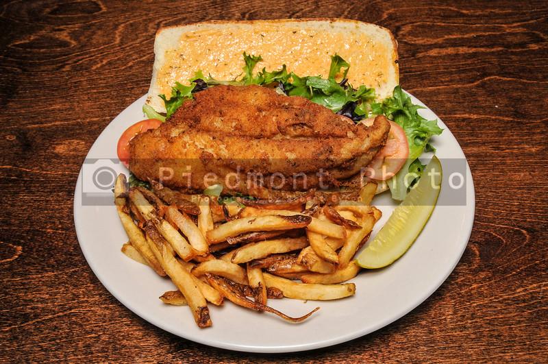 American Fish Sandwich