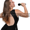 Beautiful Woman Singer