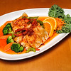 Delicious Fried Red Snapper