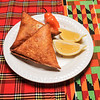 Delicious Indian Samosa