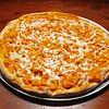 Delicious Italian Buffalo Chicken Pizza