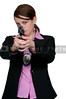 A Glock 30 45 Caliber Subcompact Handgun