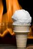 Flaming Ice Cream