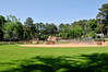A baseball field at a community park