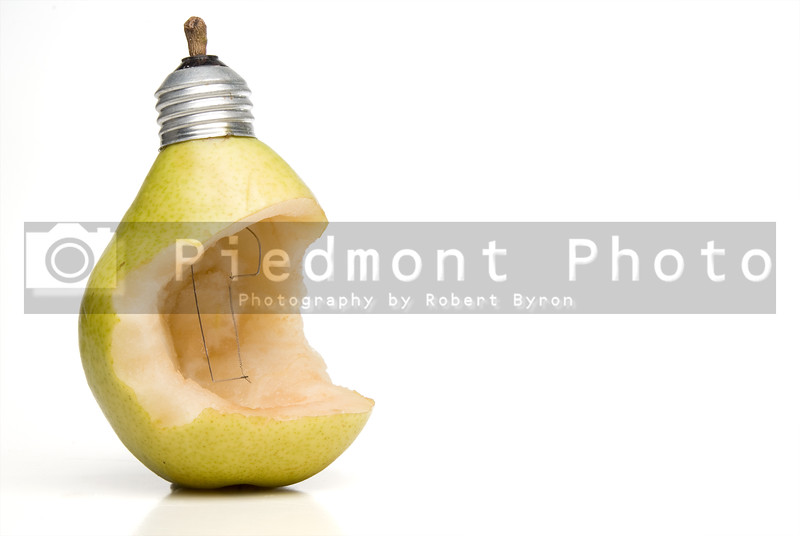 Pear Light Bulb