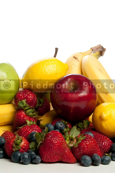 A wide assortment of delicious and fresh fruits