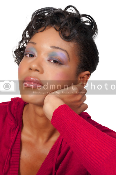A very beautiful African American adult woman
