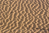 Sand dune ripples at Kelso Dunes in the Mojave National Preserve