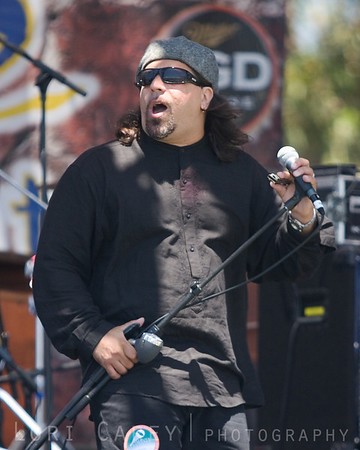 James Mastro and The Mama's Boys performing at the Doheny Blues Festival in Dana Point, California on May 21, 2005.