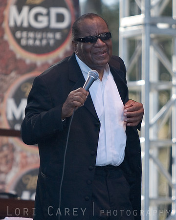 "Clarence Fountain, one of the original founders of the Blind Boys of Alabama, at the Doheny Blues Festival in Dana Point, California on May 21, 2005. <br><br> <a href='http://www.licensestream.com/LicenseStream/client/contentDisplay.aspx?cid=12459&fid=13172&l=r'><font color=""red"">License this Image</font></a>"