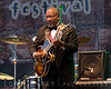 BB King Blues Band at the Doheny Blues Festival in Dana Point, California on May 21, 2005
