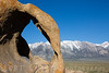 Cyclops Arch (Double Arch), Alabama Hills