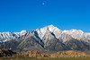 Morning Moon over Lone Pine Peak