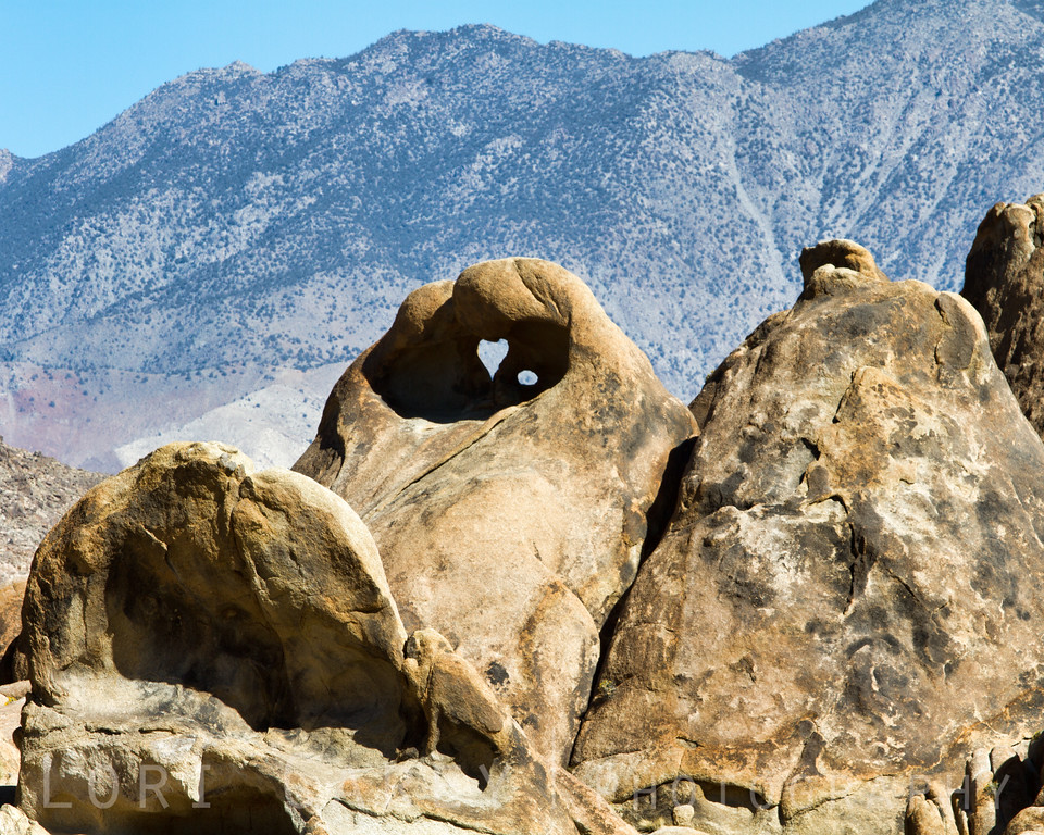 Heart Arch, Alabama Hills, California