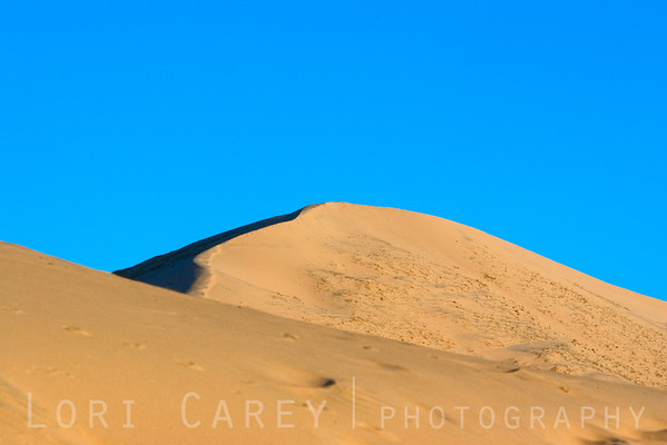 Kelso Dunes, Mojave National Preserve